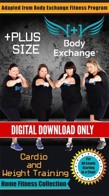 Weight Training & Cardio Home Fitness by Body Exchange Digital Download
