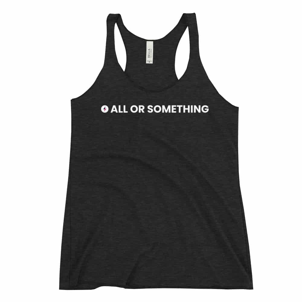 All Or Something Tank